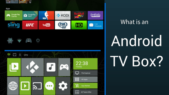 whats and android tv box