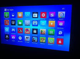operating system for android tv